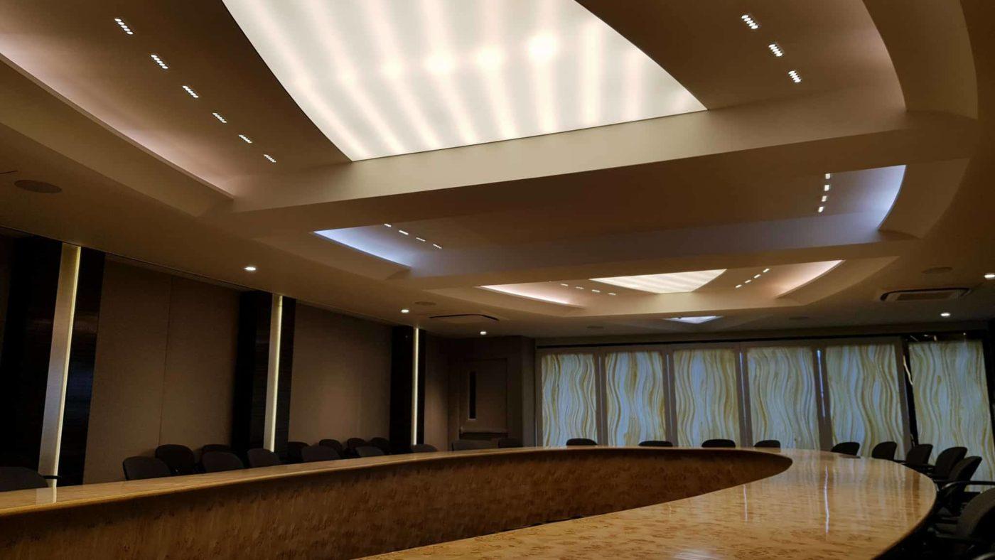 Konferenzraum mit Fusion FF5