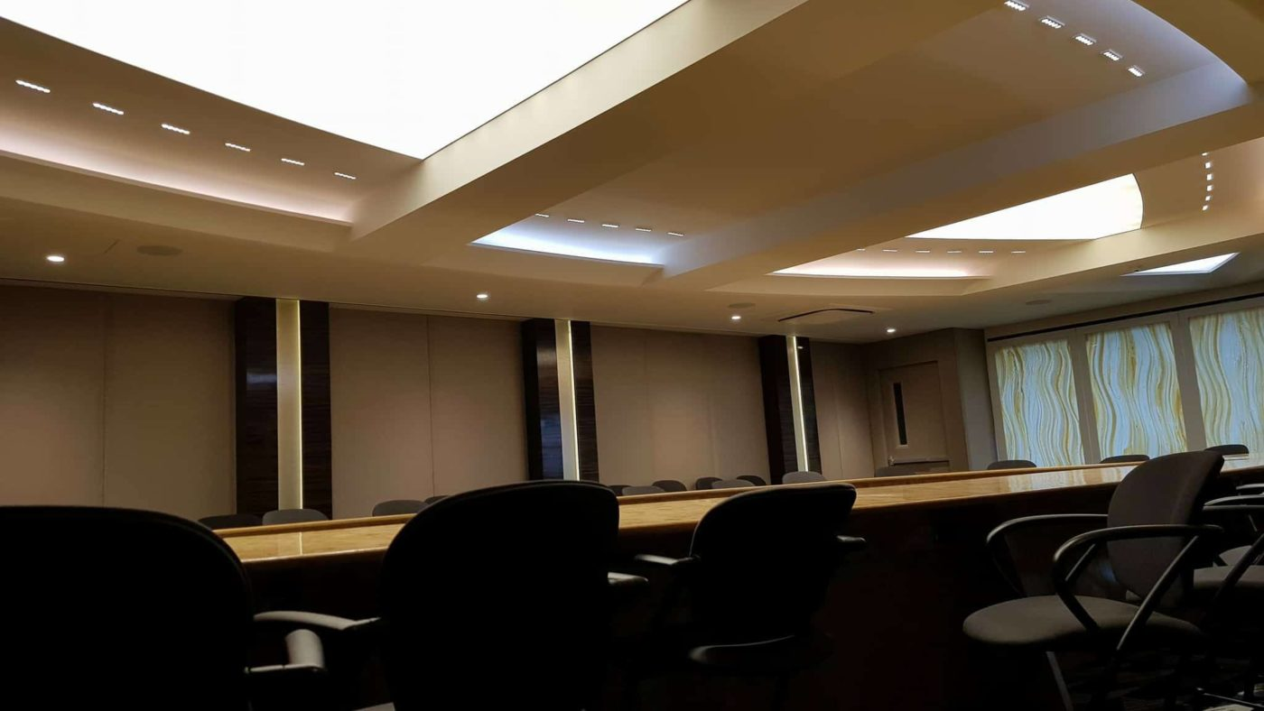 Conference Room Lighting At The Who