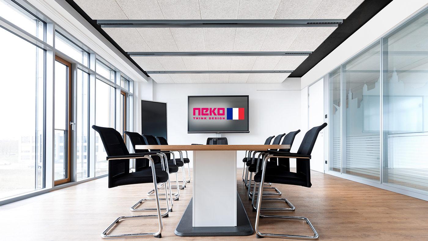 Homepage französisch